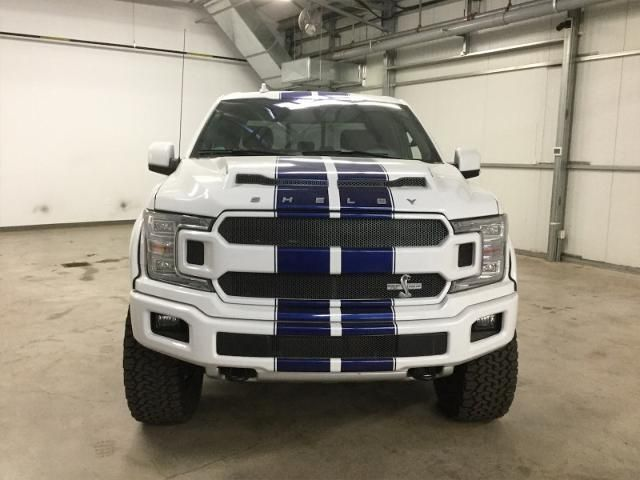 2018 Ford F-150 Shelby
