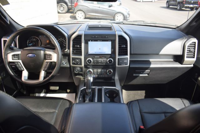 2018 Ford F-150 Lariat    HEATED & COOLED SEATS   LEATHER   NAV  