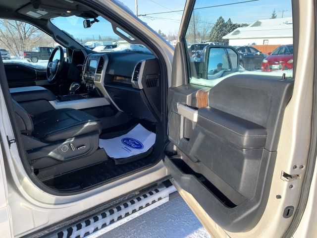 2018 Ford F-150 LARIAT *LOCAL TRADE*
