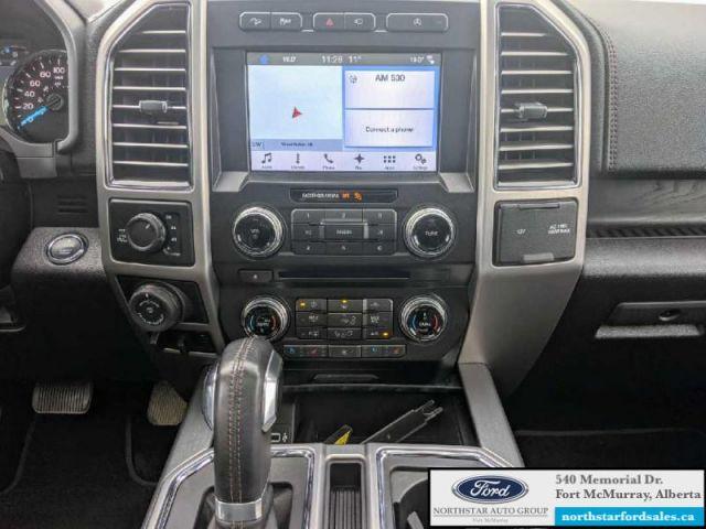 2018 Ford F-150 Platinum  |3.5L|Rem Start|Nav|Twin Panel Moonroof|Tech Pkg