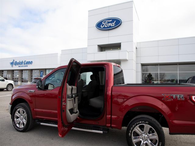 2018 Ford F-150 XLT XTR SuperCrew 5.5-ft. Bed 4WD