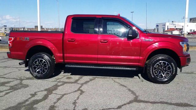 2018 Ford F-150 F-150 XLT 302A
