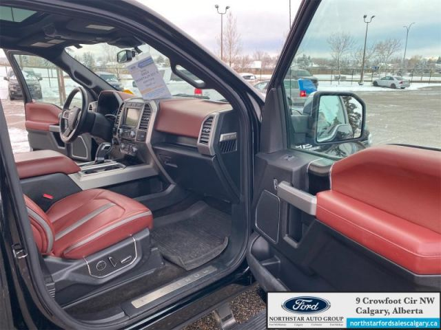 2018 Ford F-150 Platinum  |3.5 ECOBOOST| TECH PKG| ADAPTIVE CRUISE| MAX TOW| - $
