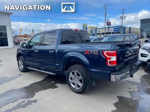 2018 Ford F-150 XLT-ONE OWNER-NAVIGATION-288 B/W