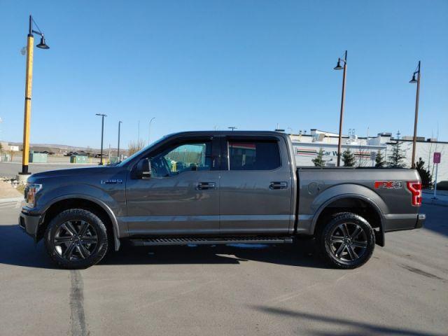 2018 Ford F-150 XLT  - Bluetooth -  SiriusXM - $341 B/W