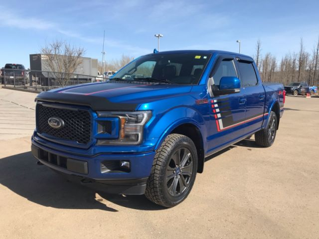 2018 Ford F-150 Lariat  |ALBERTA'S #1 PREMIUM PRE-OWNED SELECTION