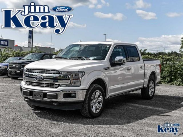2018 Ford F-150 Lariat  Demo - Leather Seats -  Cooled Seats