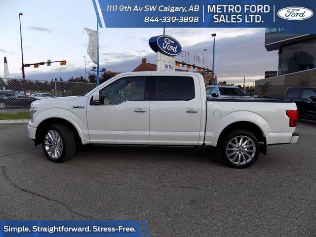 2018 Ford F-150 Limited  - $435 B/W