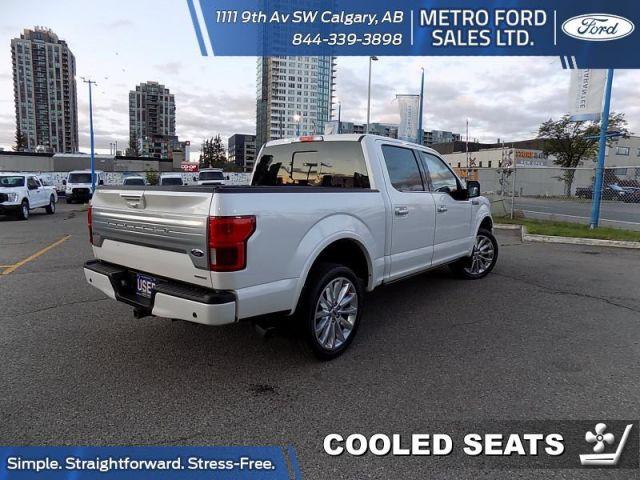 2018 Ford F-150 Limited  - $443 B/W