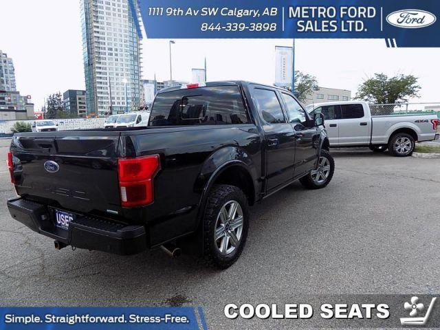 2018 Ford F-150 Lariat  - $362 B/W