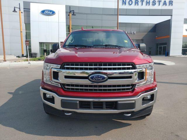 2018 Ford F-150 XLT  - $306 B/W