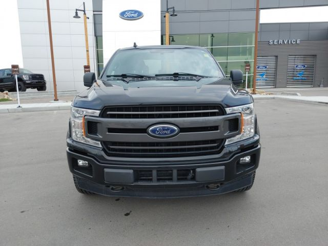 2018 Ford F-150 XLT  - Bluetooth -  SiriusXM - $327 B/W