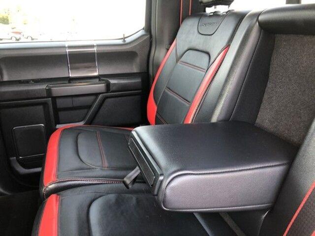 2018 Ford F-150 LARIAT 4WD SuperCrew 5.5 Box