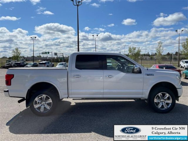 2018 Ford F-150 Platinum  |MOONROOF| 3.5 ECOBOOST| MAX TOW| ADAPTIVE CRUISE|