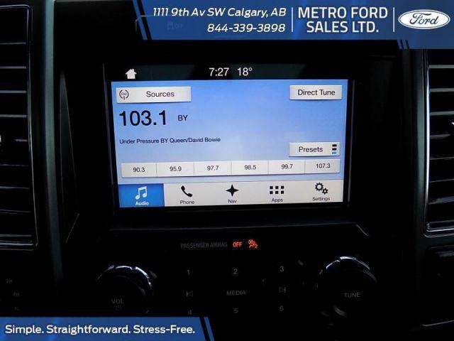 2018 Ford F-150 XLT  - $289 B/W