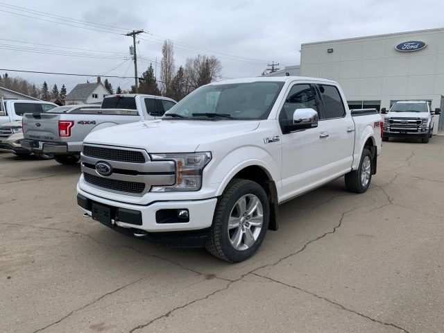 2018 Ford F-150 Platinum *One Owner*