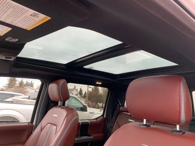 2018 Ford F-150 Platinum *One Owner* PLATINUM