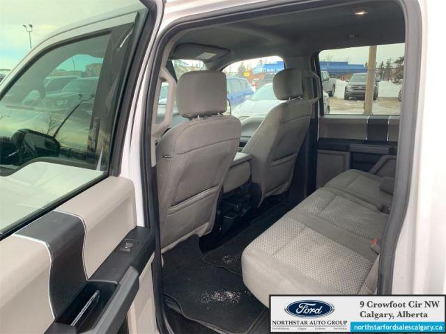 2018 Ford F-150 XLT   ECOBOOST  CREWCAB  4X4  TOW PKG  - $230 B/W