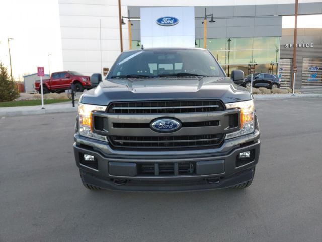 2018 Ford F-150 XLT   4.9% CPO UP TO 72 MONTHS ROOF SPORT $300 B/W