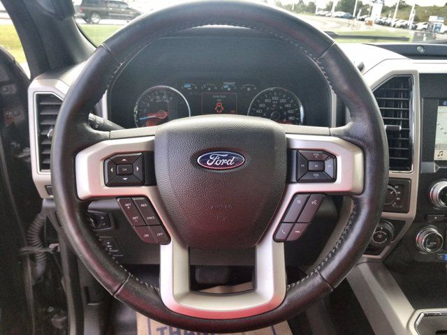 2018 Ford F-150 Lariat 502A Package