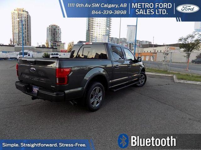 2018 Ford F-150 Lariat  - $363 B/W