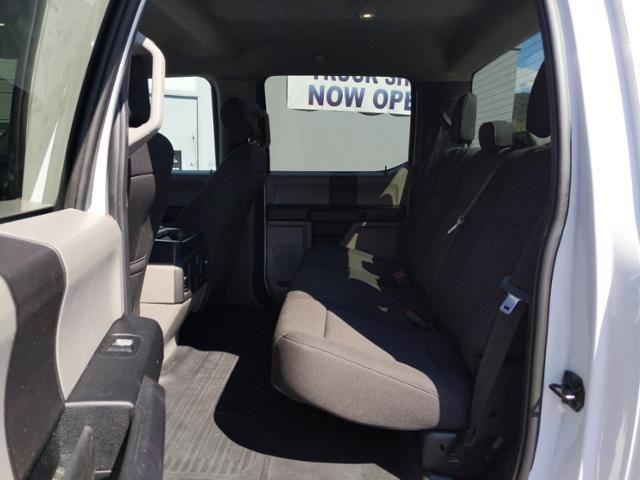 2018 Ford F-150 XL 4WD SuperCrew 5.5 Box