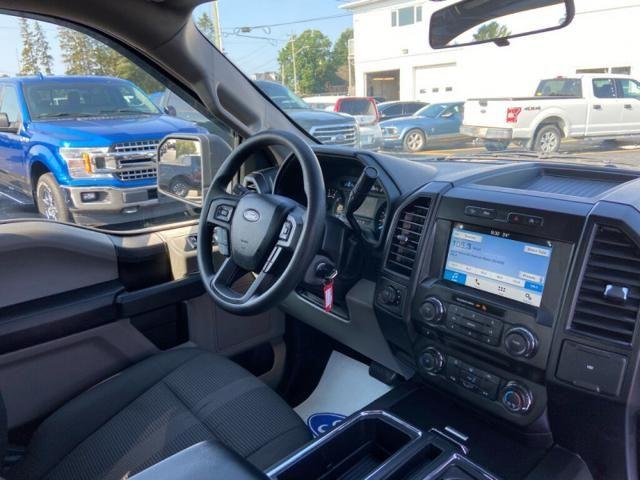 2018 Ford F-150 XL-TRADE-IN-268 B/W