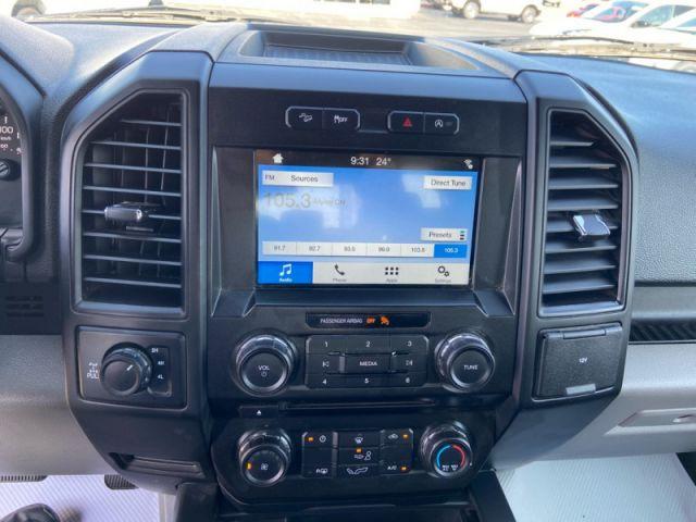 2018 Ford F-150 XL  - Trade-in - $268 B/W