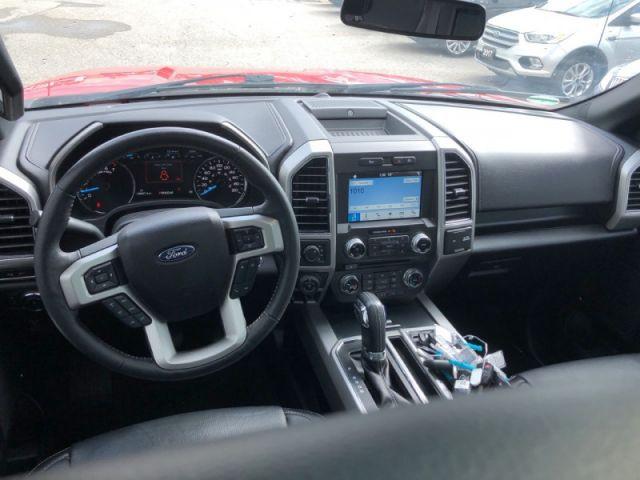 2018 Ford F-150 Lariat  -  - Air - Tilt