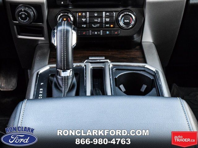2018 Ford F-150 Lariat, Local Lease Return