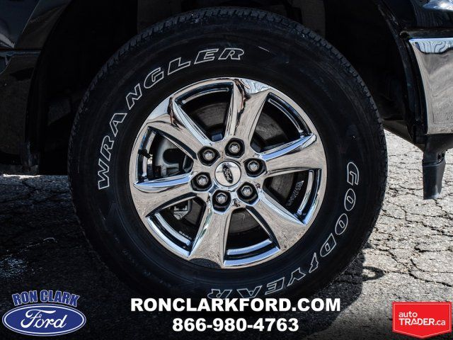 2018 Ford F-150 XLT, Local