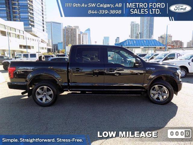 2018 Ford F-150 Lariat  - $377 B/W