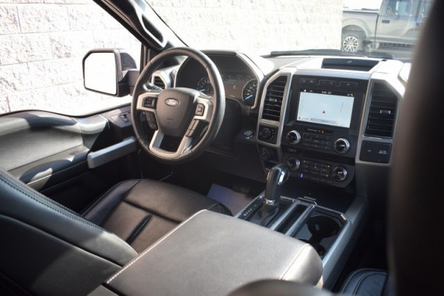 2018 Ford F-150 Lariat  | HEATED & COOLED SEATS | LEATHER | MOONROOF |