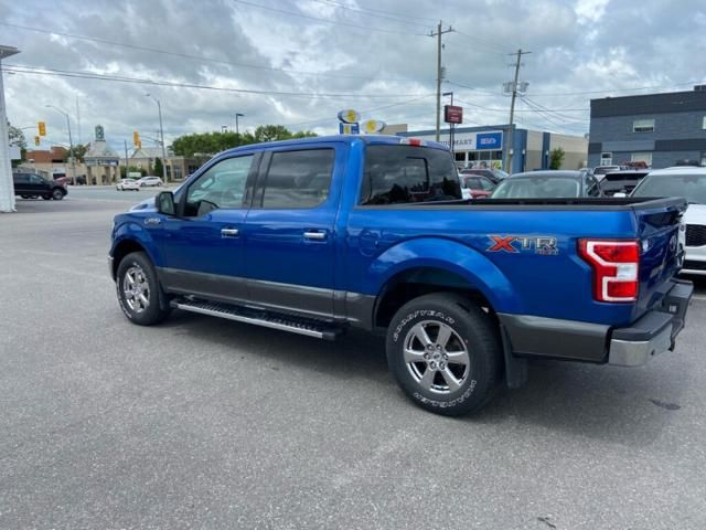 2018 Ford F-150 XLT-TRADE-IN-ONE OWNER-BACK UP SENSORS-3