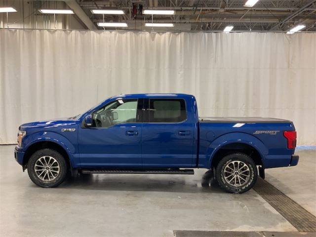 2018 Ford F-150  ALBERTA'S #1 PREMIUM PRE-OWNED SELECTION