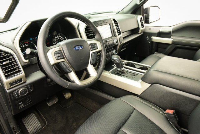 2018 Ford F-150 Lariat Sport / 4x4 / Accident Free / Backup Cam