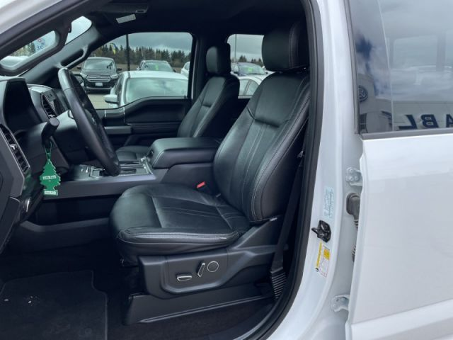 2018 Ford F-150 XLT  Sport Package 302A-Leather Interior- Navigation- Heated Sea
