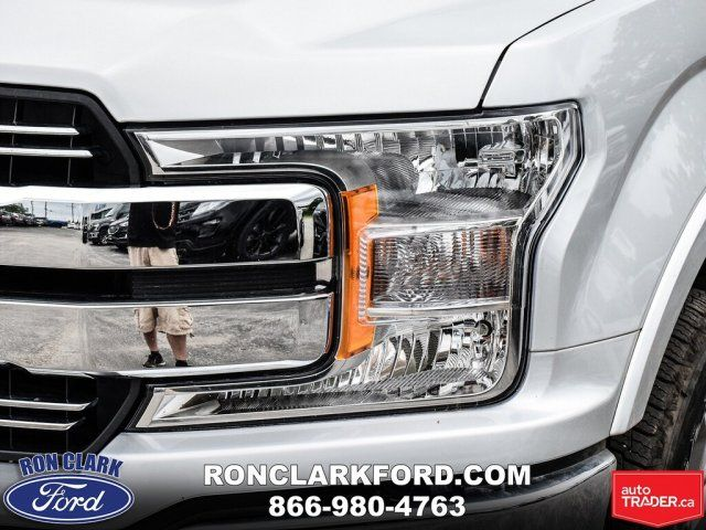 2018 Ford F-150 Lariat, Local Lease Return Leather with Navigation