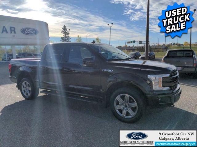 2018 Ford F-150 Lariat  - $348 B/W
