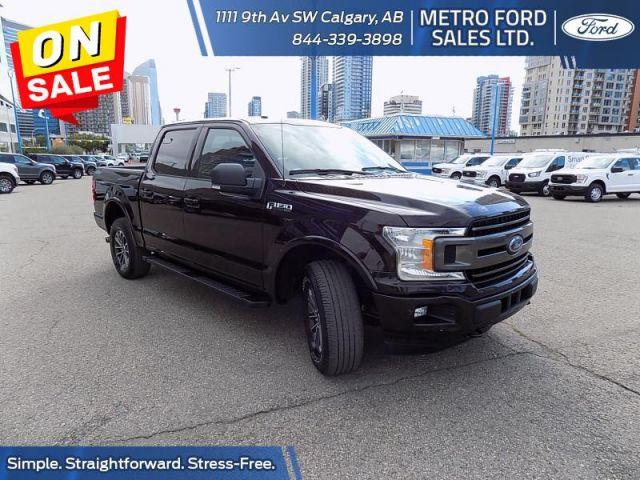 2018 Ford F-150 XLT  - $297 B/W