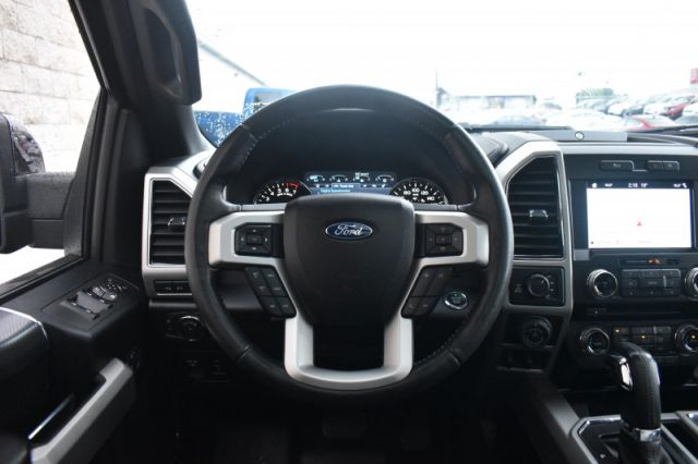 2018 Ford F-150 Lariat  - Leather Seats -  Cooled Seats