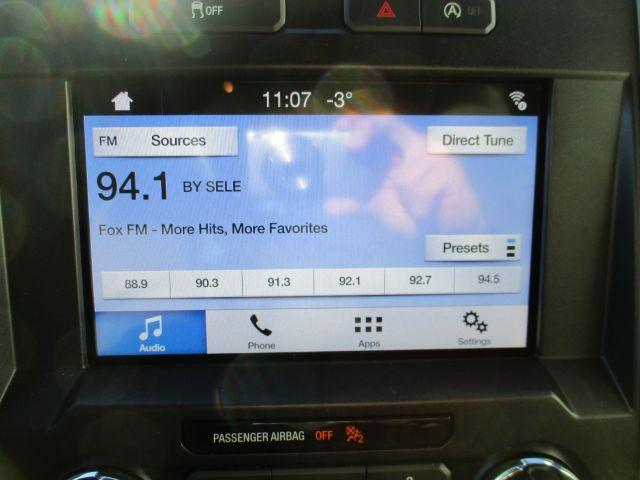 2018 Ford F-150 4WD SuperCrew 5.5 Box