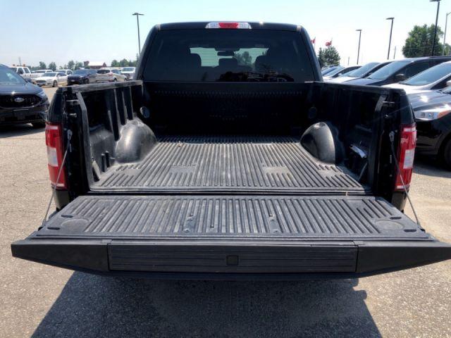 2018 Ford F-150 XL   XL Sport Appearance Package, 20 Wheels, Sync 3