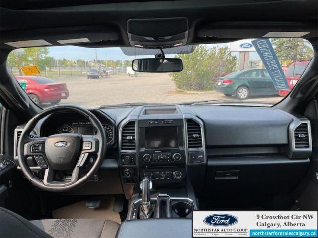 2018 Ford F-150 XLT   ECOBOOST  SPORT PKG  NAV  FX4 