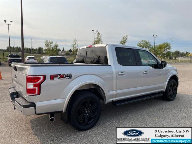 2018 Ford F-150 XLT  |ECOBOOST| SPORT PKG| NAV| FX4|