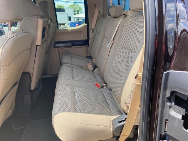 2018 Ford F-150 XLT 2WD SuperCab 6.5 Box