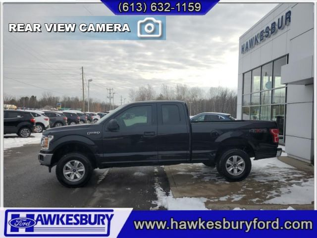 2018 Ford F-150 TOW PACKAGE WHIT 3.73 LOCK RR AXLE