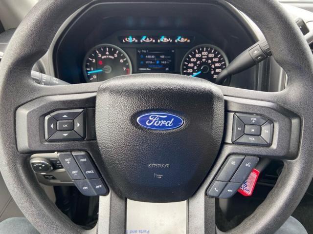2018 Ford F-150 XLT-ONE OWNER-POWER WINDOWS-241 B/W