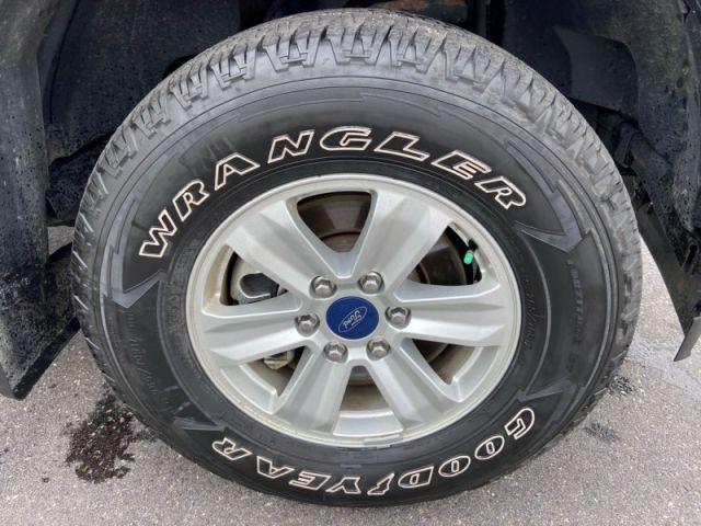 2018 Ford F-150 XLT  - One owner - Power Windows - $241 B/W