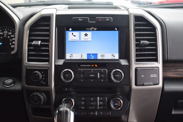 2018 Ford F-150 Lariat    LEATHER   COOLED SEATS   DUAL CLIMATE  